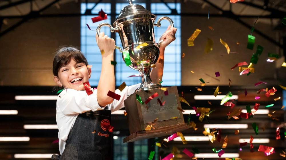11 year old girl wins Junior MasterChef Australia
