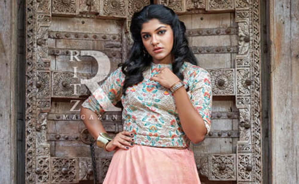 Throwback: Aparna Balamurali Photoshoot Pictures