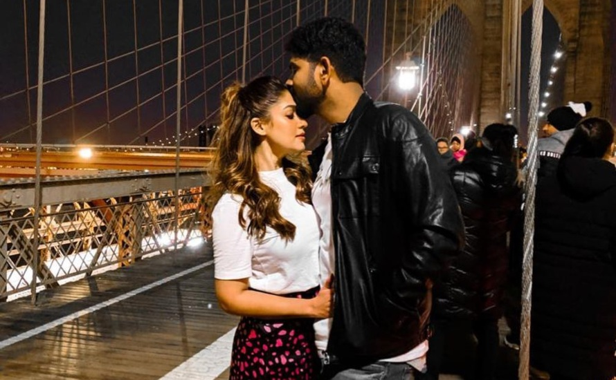 Nayanthara And Vignesh Shivan's Adorable Picture Is Winning Hearts