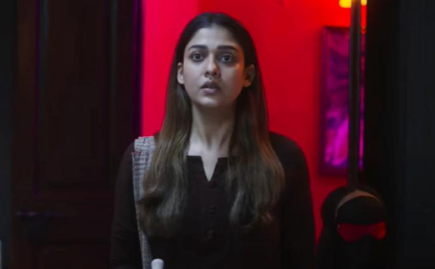Nayanthara's Netrikann Teaser Promises A Nail-Biting Thriller