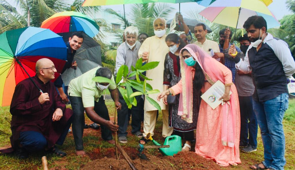 Tree Plantation Challenge Launched To Honor SP Balasubrahmanyam